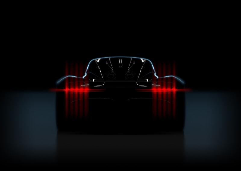 Aston Martin ยืนยันมีไฮเปอร์คาร์คันต่อไปในชื่อโปรเจ็กต์ 003
