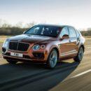 Bentley Bentayga Speed มาเพื่อครองบัลลังก์รถเอสยูวีเร็วที่สุดในโลก
