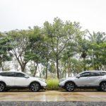 วัดความต่าง New Honda CR-V 5 ที่นั่ง vs. CR-V 7 ที่นั่ง