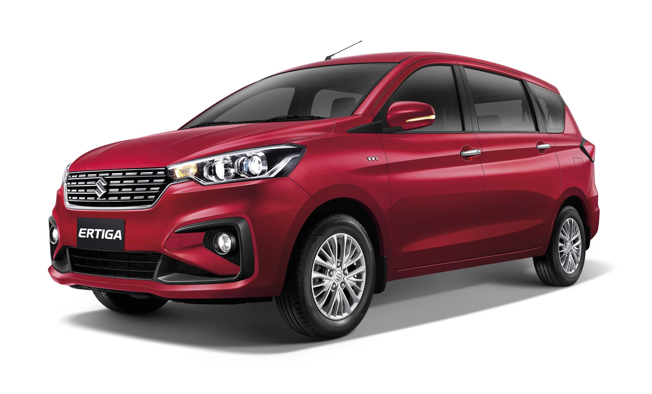เจาะสเป็ค All New Suzuki ERTIGA 2019
