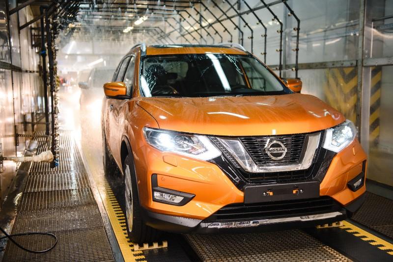 Nissan ปรับแผนการผลิต X-Trail สำหรับยุโรป