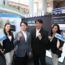 ซัมซุง Wind Free Plus เครื่องปรับอากาศเพื่อสุขภาพ รับมือ PM 2.5 ได้ถึง 99%