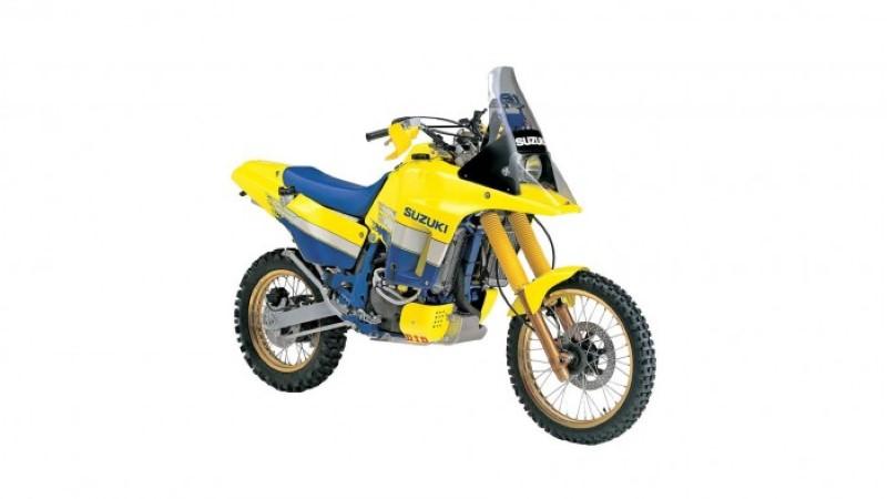 การกลับมาของ Suzuki DR800S Big