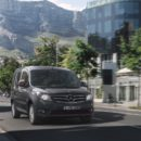 Mercedes-Benz เปลี่ยนหัวใจใหม่ให้เอ็มพีวีรุ่นเล็ก Citan Tourer