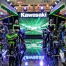 Kawasaki เปิดตัว 3 รุ่นใหม่ในงาน BMF 2019