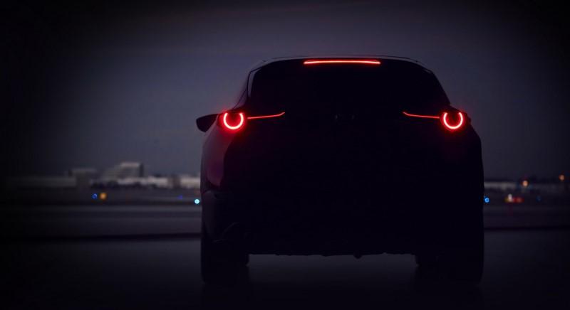 Mazda CX-3 ใหม่ ?