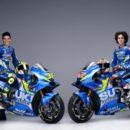เปิดตัว SUZUKI GSX-RR สำหรับการแข่ง MotoGP 2019