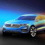 Volkswagen Touareg ชนะรางวัลใน German Design Award
