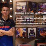 Exclusive Interview: อเล็กซ์ อัลบอน นักแข่ง F1 สายเลือดไทยคนแรกในรอบ 6 ทศวรรษ