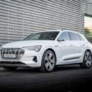 อาวดี้ ประเทศไทย เปิดตัวรถยนต์ไฟฟ้า Audi e-tron ราคา 5.099 ล้านบาท