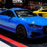 อาวดี้ ประเทศไทย ขอเสนอยนตรกรรมไอคอน…The New Audi TT Coupé 45 TFSI quattro S line