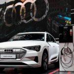 Audi เผยโฉมไฮไลท์เด่น Audi e-tron ครั้งแรกต่อสาธารณะชน ในงานมอเตอร์โชว์ ครั้งที่ 40