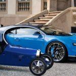 Bugatti Baby II อีกหนึ่งผลงานความแพง