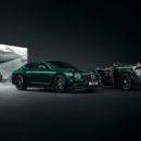 Bentley Continental GT Number 9 Edition จากตำนานความเร็ว