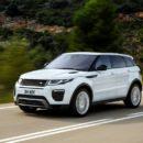 Jaguar Land Rover ชนะคดีผู้ผลิตรถจีนก็อป Evoque