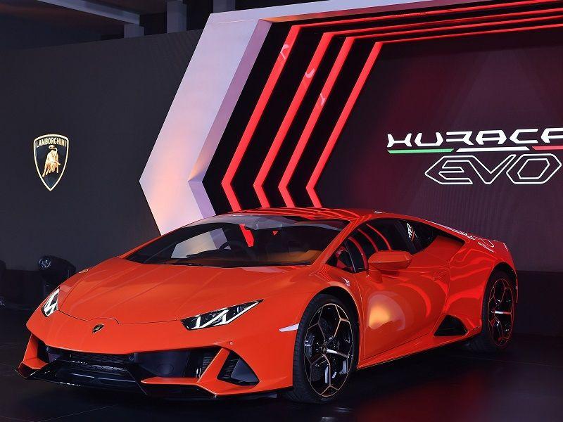 ถึงเมืองไทยแล้ว! Lamborghini Huracan EVO ขุมกำลัง 640 แรงม้า-ราคาเริ่มต้น 24.5 ล้านบาท