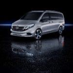 Mercedes-Benz Concept EQV ทางเลือกใหม่กับเอ็มพีวีหรูพลังงานไฟฟ้า
