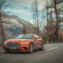 Bentley เตรียมส่ง Continental GT สร้างสถิติที่ Pike Peak