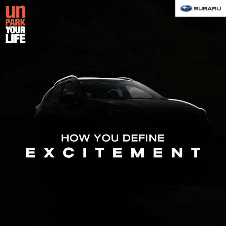 สาวกซูบารุ มีเฮ มอเตอร์โชว์ปีนี้เจอแน่!  'Subaru XV GT Edition Prototype' รถต้นแบบอัดแน่นชุดแต่งระดับโลก