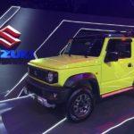 เปิดราคา Suzuki Jimny ฟิลิปปินส์-เริ่มต้น 5.9 แสนบาท!!!