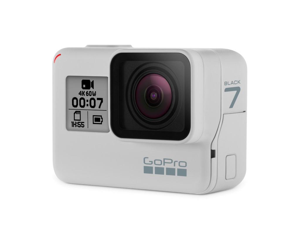 ครั้งแรกของโลก! GoPro เปิดตัว GoPro HERO7 Black ลิมิเต็ด เอดิชั่น สีขาว ! ในไทย