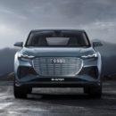 Audi Q4 e-tron Concept คอนเซ็ปต์คอมแพกต์เอสยูวีสำหรับอนาคต