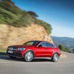 Mercedes-Benz GLC Coupe ถึงเวลาเพิ่มความสด