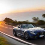 Mercedes-AMG GT R Roadster เปิดหลังคารับอากาศให้รุ่นท็อป
