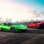 Lamborghini Huracan EVO Spyder เปิดประทุนให้รุ่นปรับโฉม