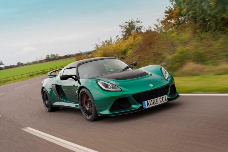 Lotus มีแผนเปิดตัวรถสปอร์ตรุ่นใหม่ปีหน้า
