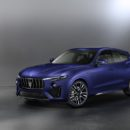 Maserati Levante Trofeo Launch Edition รุ่นพิเศษที่เลือกแต่งได้