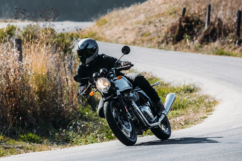 ROYAL ENFIELD INT 650 และ Continental GT 2019