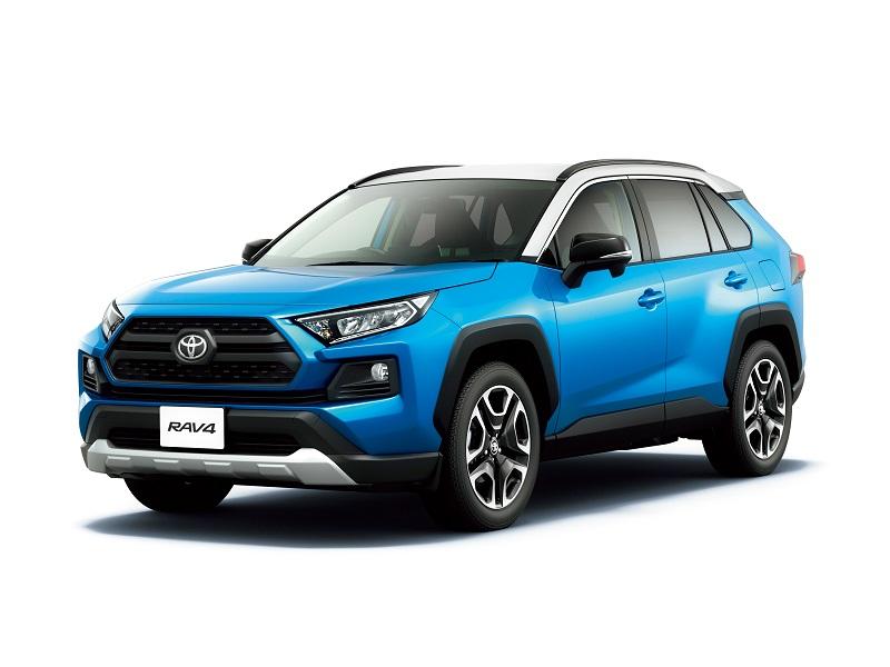 Toyota เริ่มขาย All-New RAV4 ที่ญี่ปุ่น, ประเดิมระบบขับสี่ใหม่ Dynamic Torque Vectoring