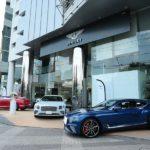 Bentley เปิดแฟล็กชิพโชว์รูมหรูใจกลางกรุงเทพฯ-จัดแสดงรถครบทุกรุ่น
