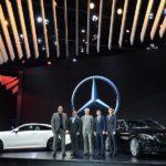 เมอร์เซเดส-เบนซ์ เปิดตัวรถปลั๊กอินไฮบริดเจนฯ3 Mercedes-Benz S 560 e ในงานมอเตอร์ โชว์ ครั้งที่ 40