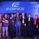 CASIO เลือก 'อเล็กซ์ อัลบอน' นักแข่งเอฟวันสายเลือดไทยแบรนด์แอมบาสเดอร์ EDIFICE-พร้อมเปิดตัว 2 คอลเลคชั่นใหม่