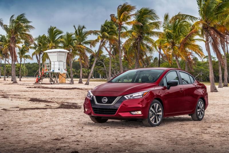 Nissan Versa รุ่นใหม่ที่สปอร์ตขึ้นสำหรับอเมริกา