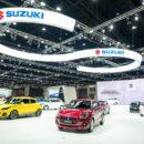 """""""ซูซูกิ"""" เผยมอเตอร์โชว์ทะลุเป้า ลูกค้าแห่จองรถยนต์ทุกรุ่นเกินคาด กวาดยอดรวมกว่า 2,319 คัน"""
