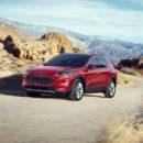 New Ford Escape เอสยูวีที่ให้ความสปอร์ตคล้ายแฮทช์แบ็ก