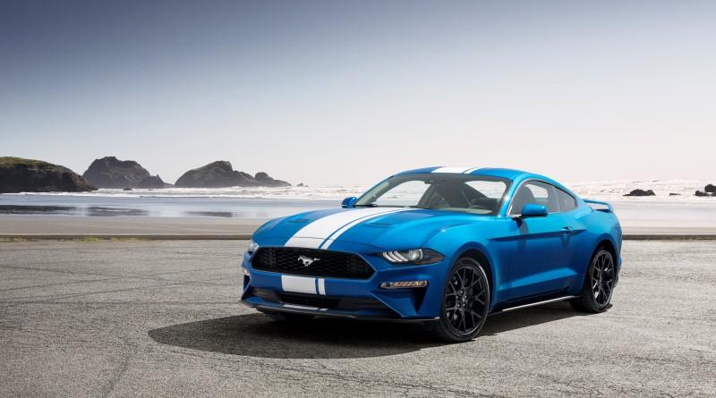 Ford Mustang ครองตำแหน่งรถสปอร์ตคูเป้ขายดีที่สุดในโลก 4 ปีซ้อน