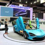 สำรวจบูธ McLaren กับตัวแรงไฮไลท์ 720S Spider คันแรกในไทย