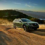 Subaru Outback รุ่นใหม่พร้อมสำหรับการผจญภัย