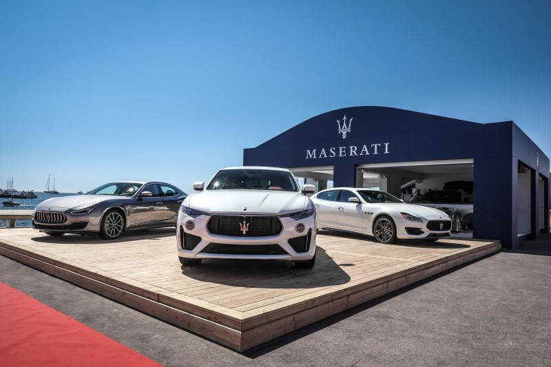 Ferrari เตรียมยุติผลิตเครื่องให้ Maserati