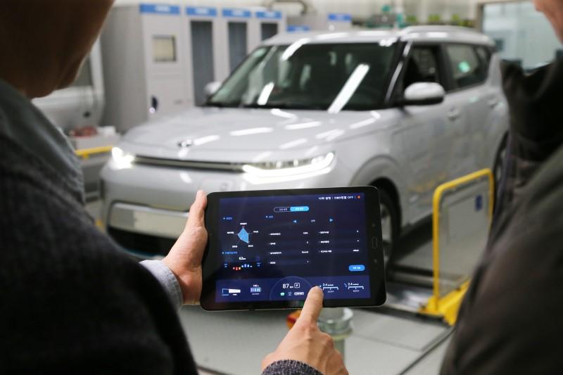 Hyundai Motor พัฒนาแอพพ์ปรับสมรรถนะรถไฟฟ้าจากสมาร์ทโฟน