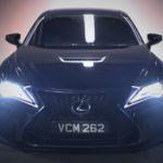 Lexus RC F พาหนะใหม่ของ Men in Black