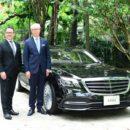 เมอร์เซเดส-เบนซ์ ส่งมอบ S 350 d Exclusive 40 คัน ให้ 6 โรงแรมห้าดาวชั้นนำของไทย