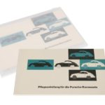 Porsche พิมพ์คู่มือรถรุ่นคลาสสิกใหม่อีกครั้ง