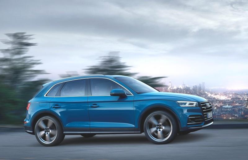 Audi Q5 55 TFSI e Quattro ทางเลือกการเดินทางที่สะอาดขึ้น
