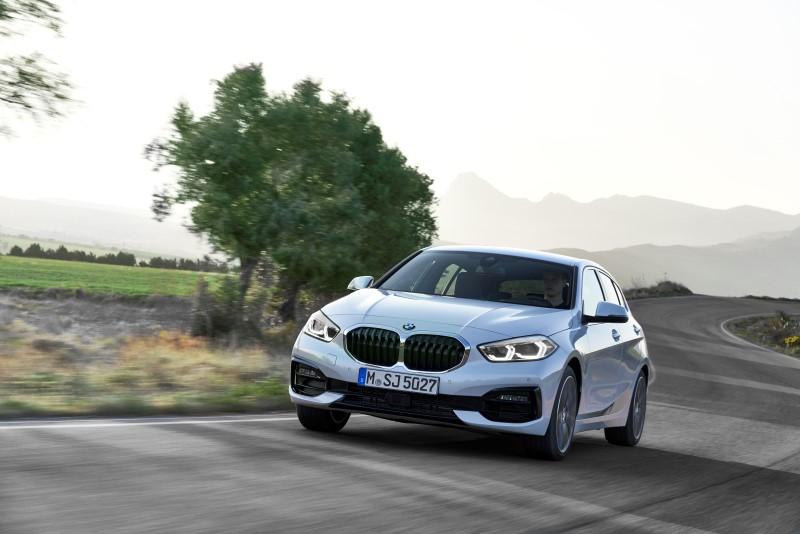 BMW 1 Series รุ่นใหม่กับครั้งแรกของระบบขับหน้า