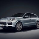 Porsche Cayenne S Coupe รุ่นแทรกกลางระดับความแรงของเอสยูวีคูเป้